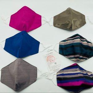 6 Lug Soft Lined Face Coverings Masks Beaker